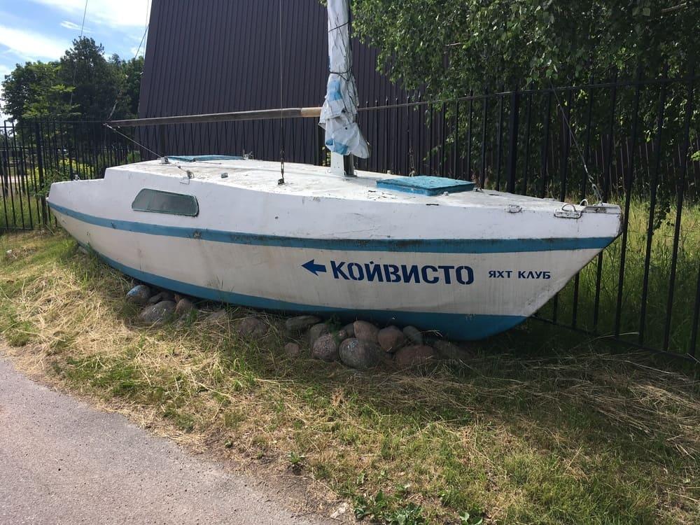 Яхтенная стоянка Койвисто Приморск
