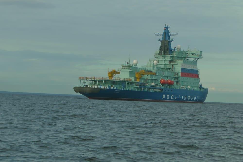 Головной атомный ледокол «Арктика»